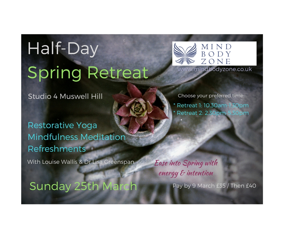 Half DaySpring Retreat